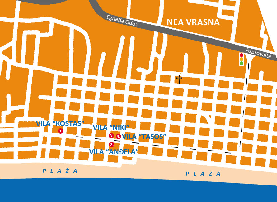 nea vrasna mapa Index of /wp content/gallery/nea vrasna apartmani niki nea vrasna mapa