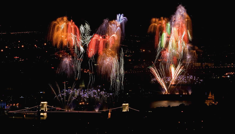Budapest nova godina