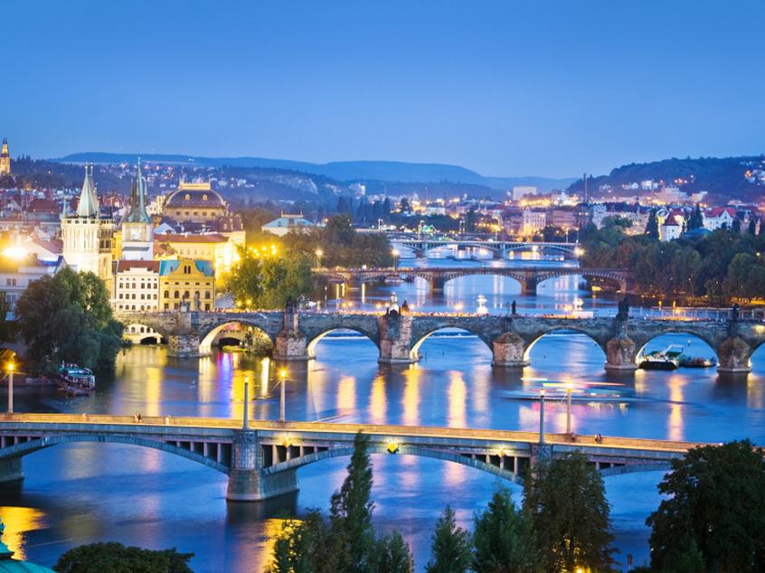 Prag last minute