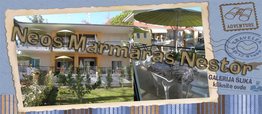 Neos Marmaras Nestor SLIKE