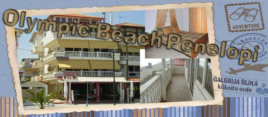Olympic Beach Penelopi SLIKE