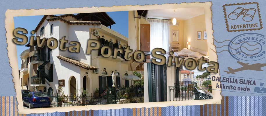 Sivota Porto Sivota SLIKE