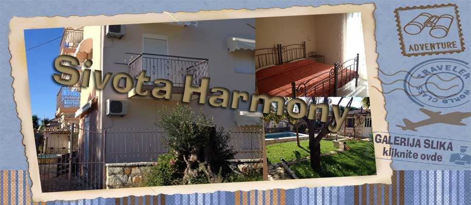 Sivota Harmony SLIKE