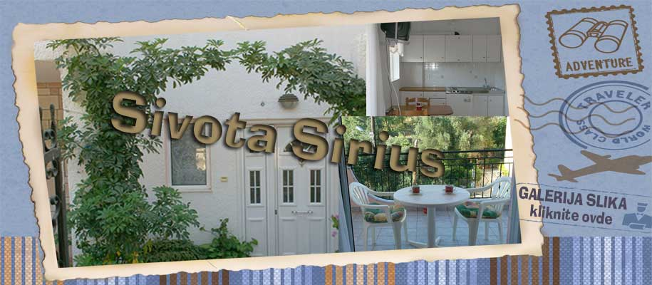 Sivota Sirius SLIKE