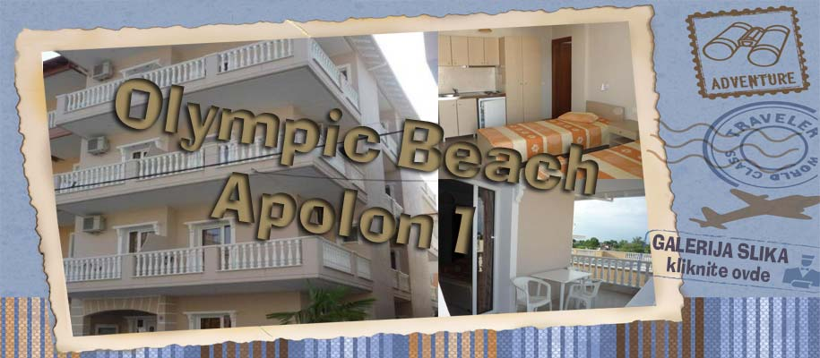 Olympic Beach Apolon 1 SLIKE