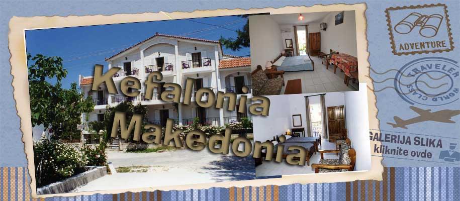 Kefalonija Makedonia SLIKE