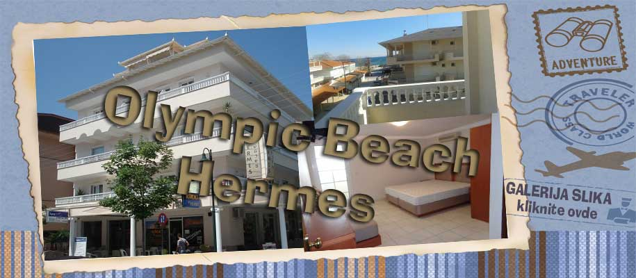 Olympic Beach Hermes SLIKE