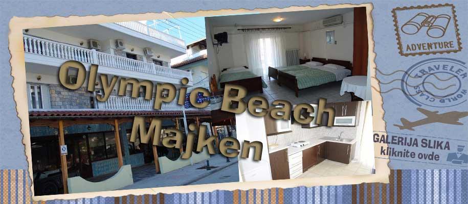 Olympic Beach Majken SLIKE