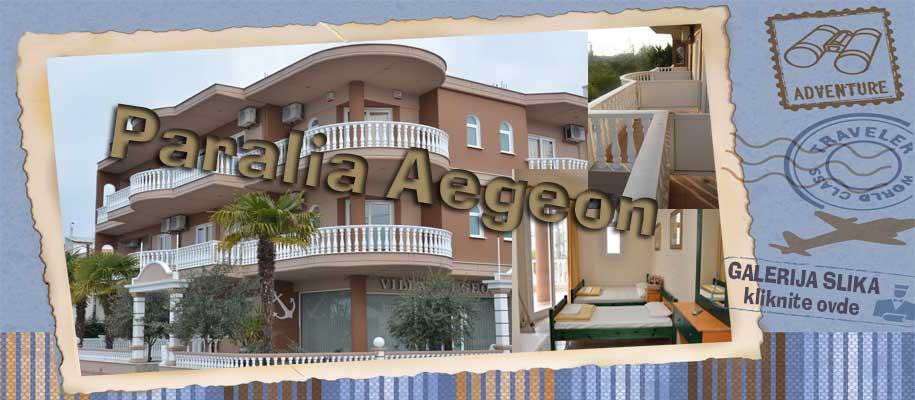 Paralia Aegeon SLIKE