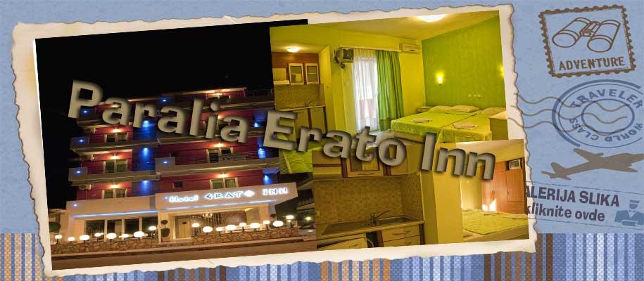 Paralia Erato Inn SLIKE