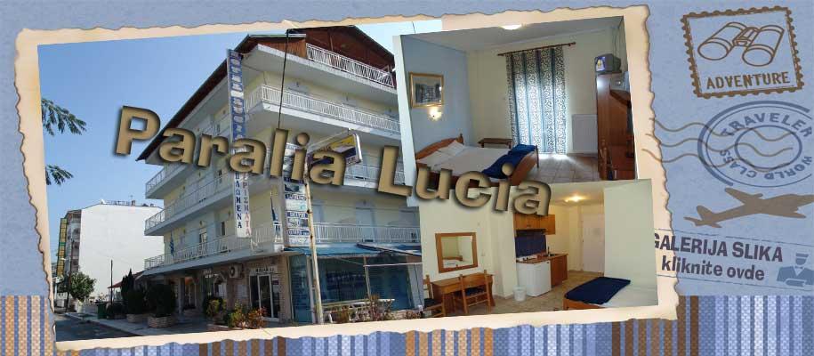Paralia Lucia SLIKE