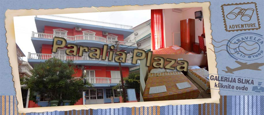 Paralia Plaza SLIKE