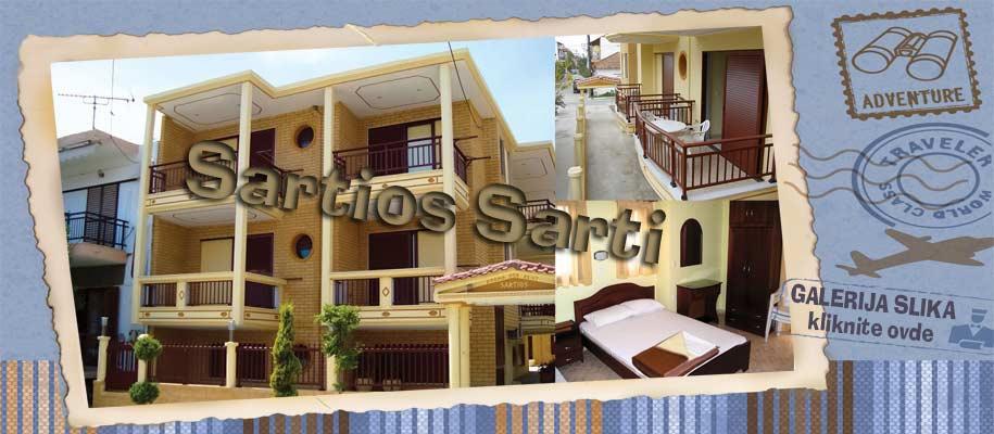 Sarti Sartios SLIKE