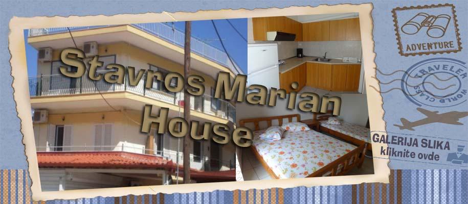 Stavros Marian House SLIKE