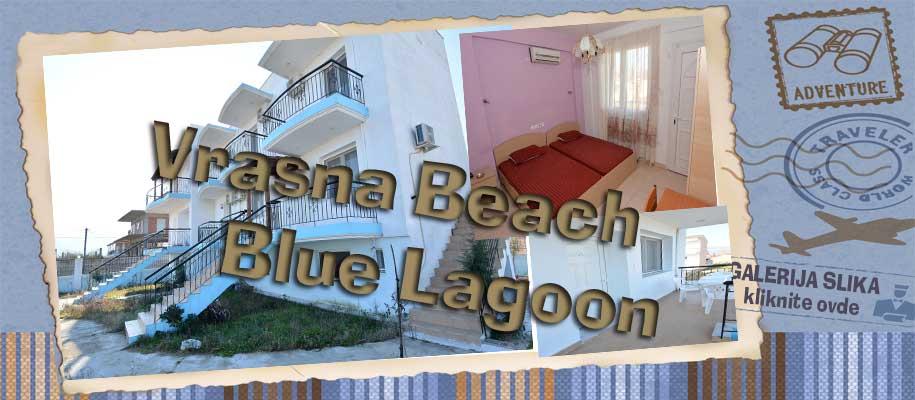 Vrasna Beach Blue Lagoon SLIKE