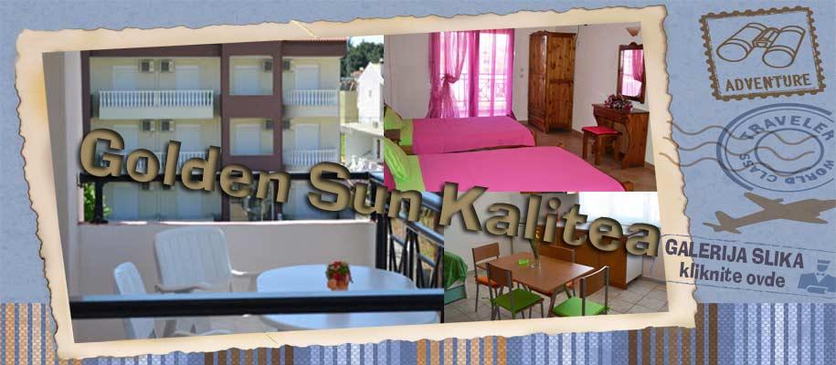 Kalitea Golden Sun SLIKE