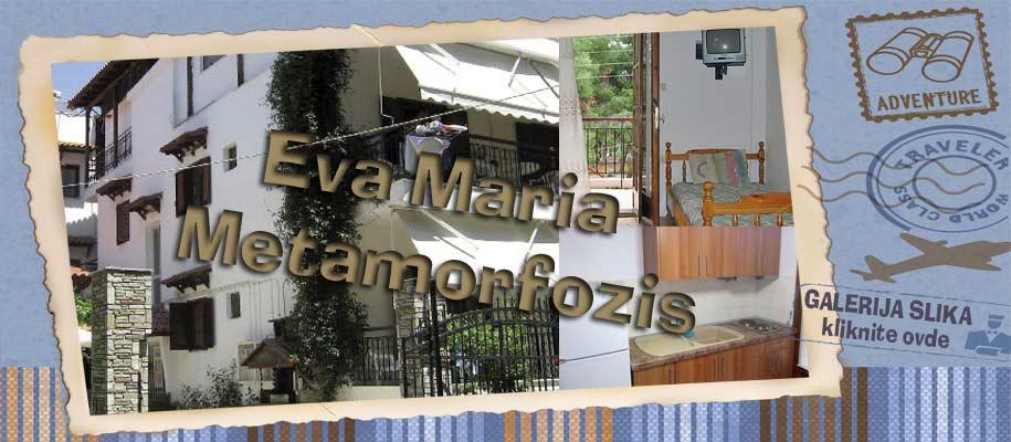 Metamorfozis Eva Maria SLIKE