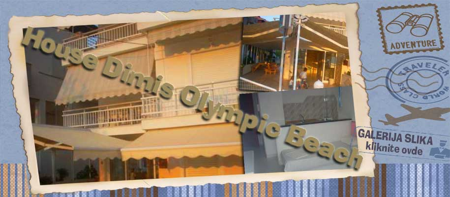 Olympic Beach House Dimis SLIK