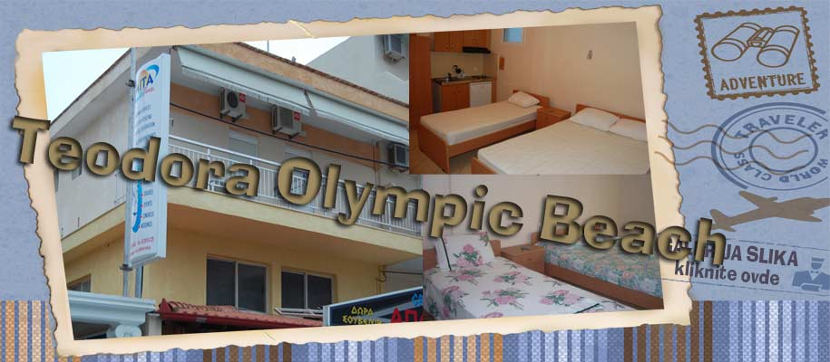 Olympic Beach Teodora SLIKE