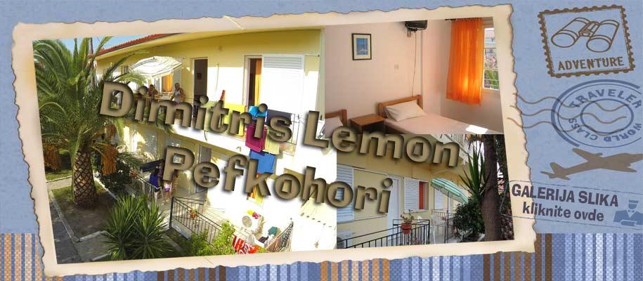 Pefkohori Dimitris Lemon SLIKE