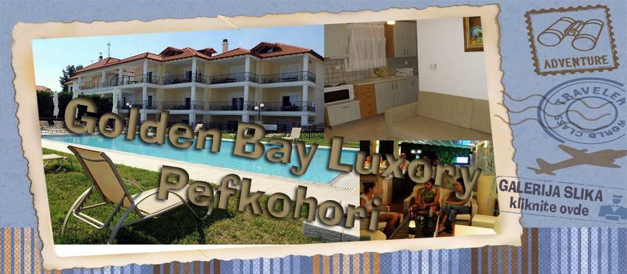 Pefkohori Golden Bay Luxory SL