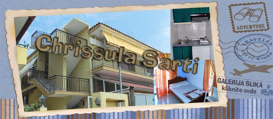 Sarti Chrissula 1 SLIKE
