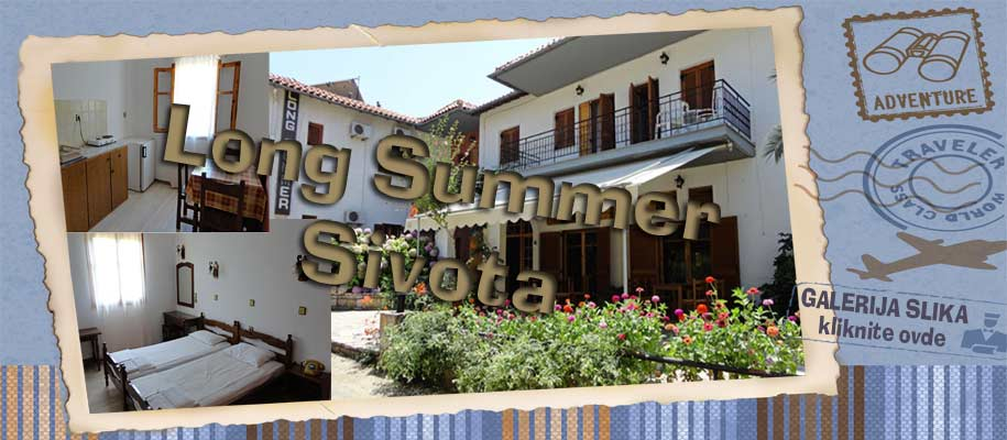 Sivota Long Summer SLIKE
