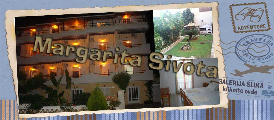 Sivota Margarita SLIKE