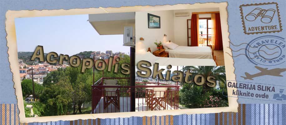 Skiatos Acropolis SLIKE