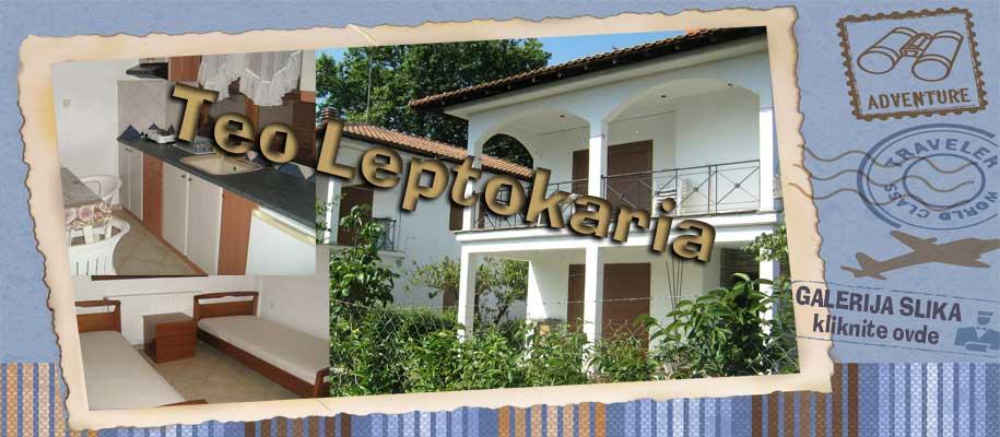 Leptokaria Teo SLIKE