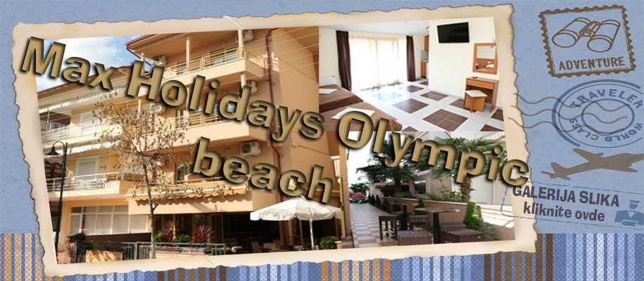 Olympic Beach Max Holidays Sli