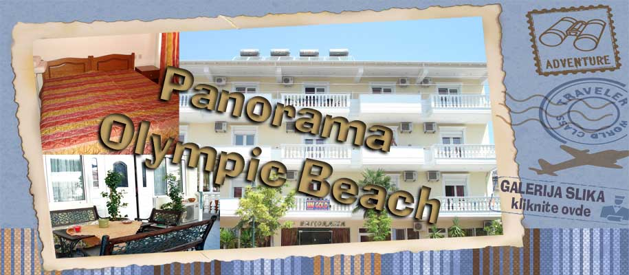 Olympic Beach Panorama SLIKE