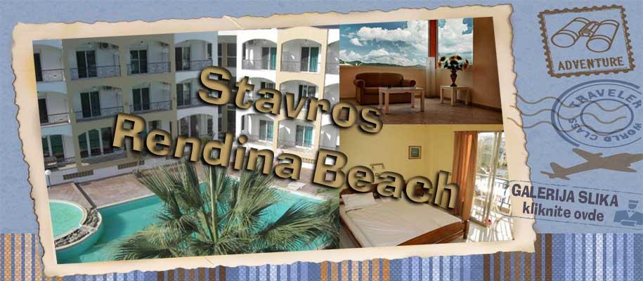 Stavros Rendina Beach SLIKE