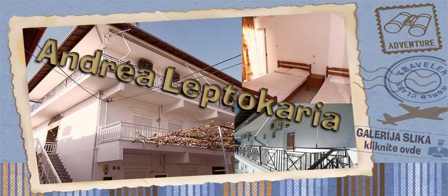 Leptokaria Andrea SLIKE