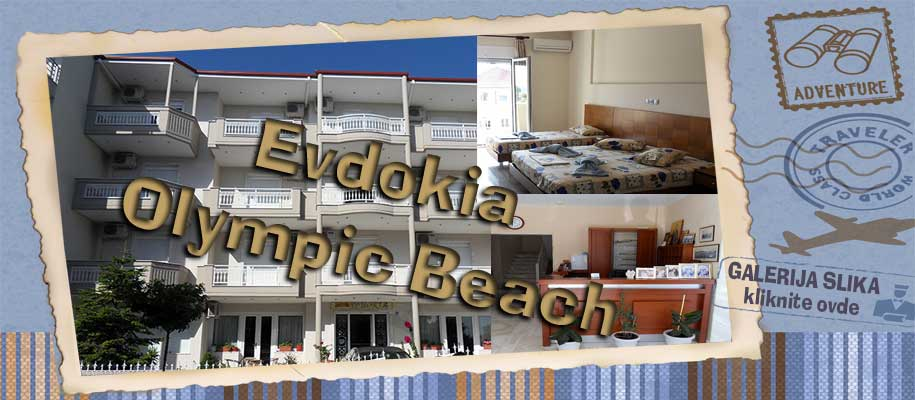 Olympic Beach Evdokia SLIKE