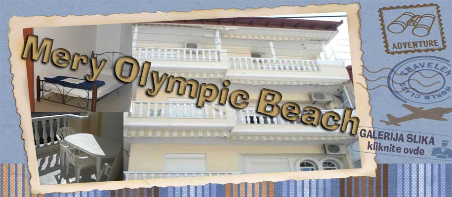 Olympic Beach Mery SLIKE