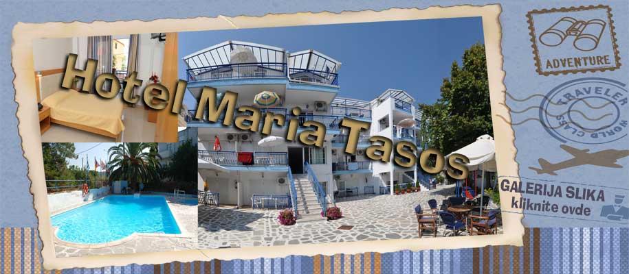 Tasos Hotel Maria SLIKE