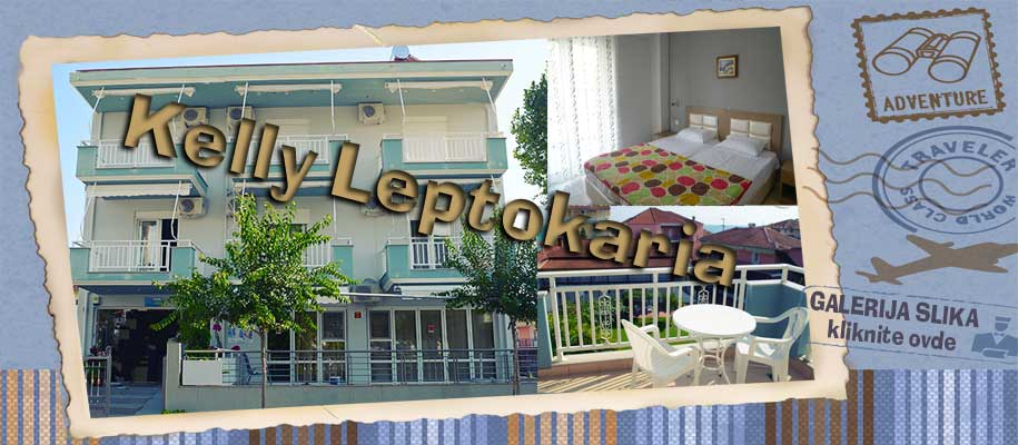 Leptokaria Kelly SLIKE