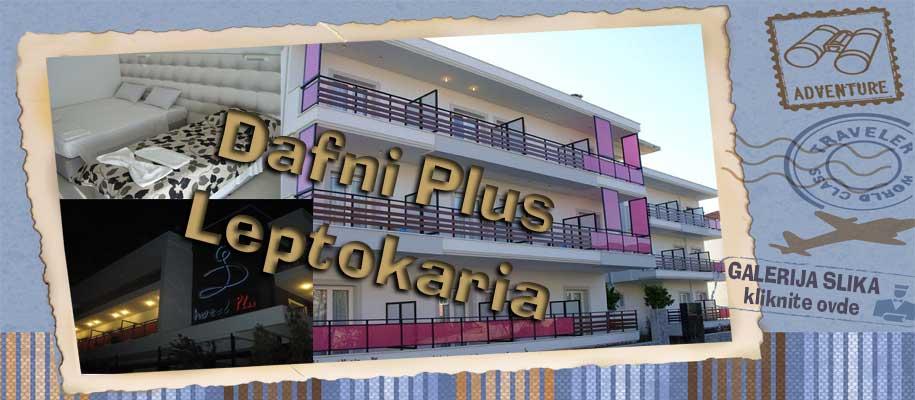 Leptokaria Dafni Plus SLIKE