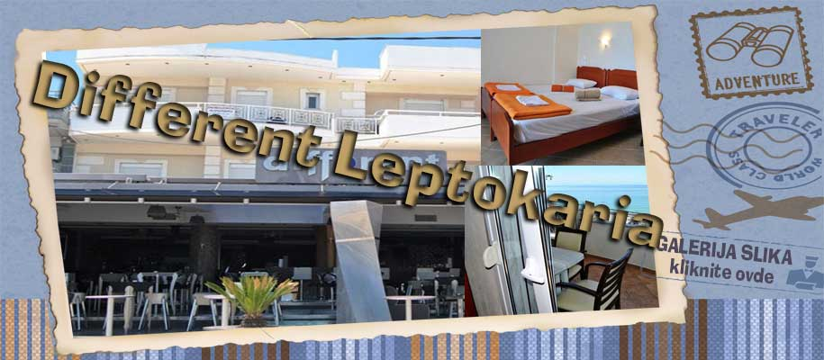 Leptokaria Different SLIKE