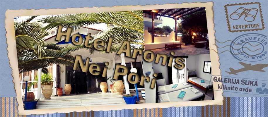 Nei Pori Hotel Aronis SLIKE