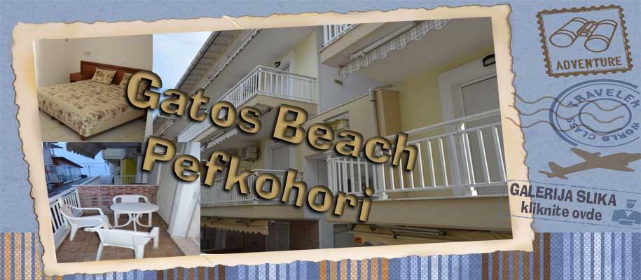 Pefkohori Gatos Beach SLIKE