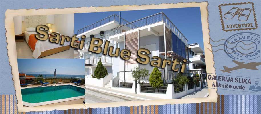 Sarti Blue SLIKE
