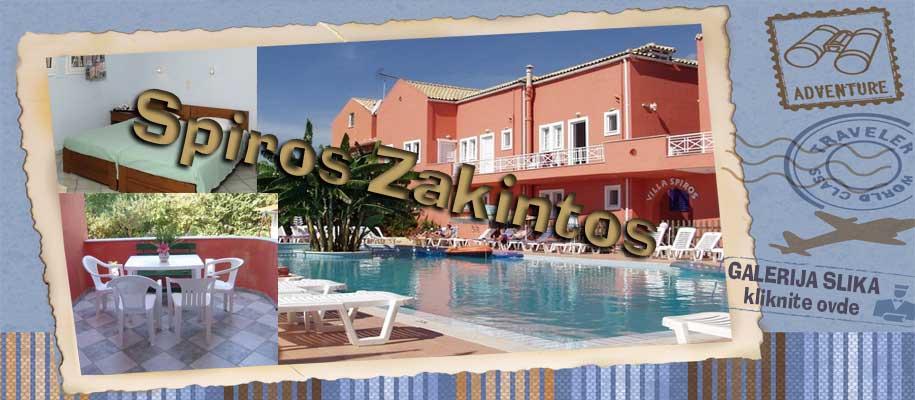 Zakintos Spiros SLIKE