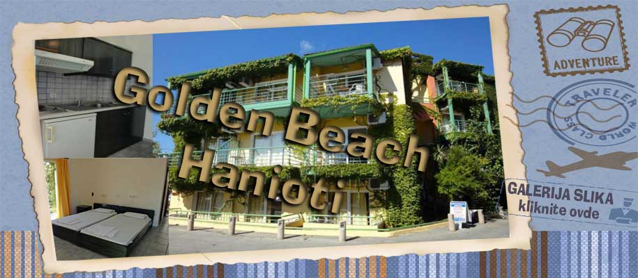 Hanioti Golden Beach SLIKE