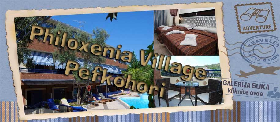 Pefkohori Philoxenia Village