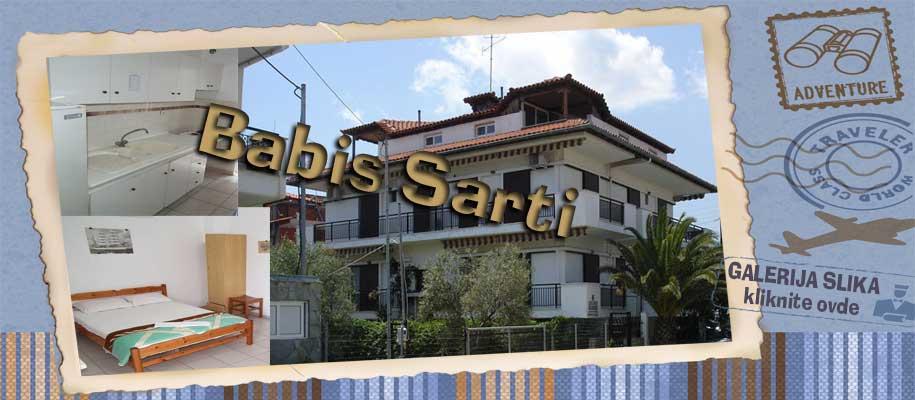 Sarti Babis SLIKE