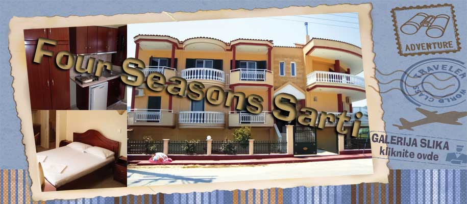 Sarti Four Season SLIKE