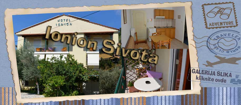 Sivota Ionion SLIKE