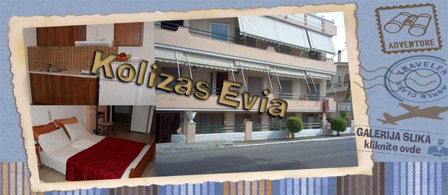 Evia Kolizas SLIKE